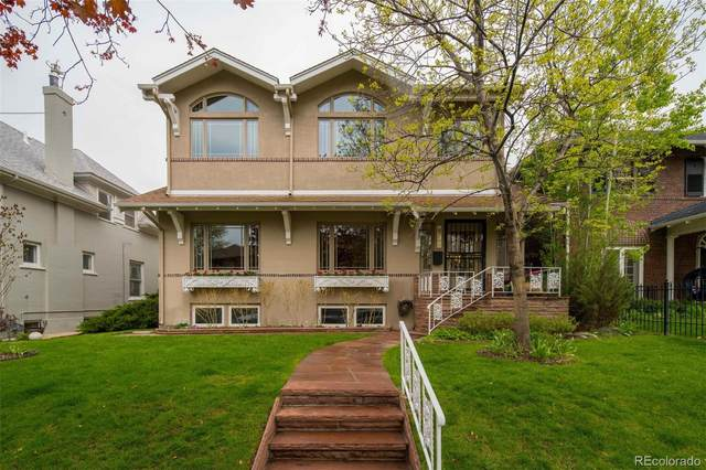 936 Detroit Street, Denver, CO 80206 (#7510744) :: Wisdom Real Estate