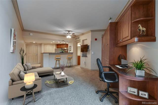 8100 E Union Avenue #815, Denver, CO 80237 (#7512565) :: Compass Colorado Realty