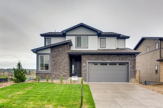 22521 E Hinsdale Avenue, Aurora, CO 80016 (MLS #7512934) :: 8z Real Estate