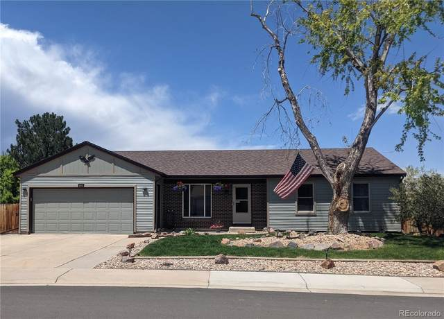 8895 W 96th Drive, Westminster, CO 80021 (#7514784) :: The DeGrood Team