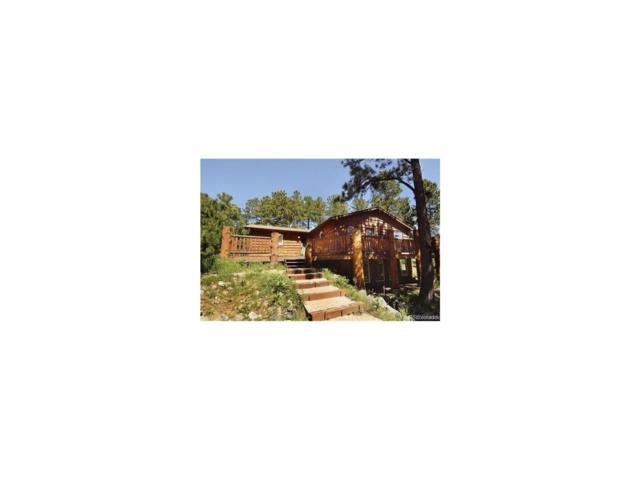 1095 Copperdale Lane, Golden, CO 80403 (MLS #7516933) :: 8z Real Estate