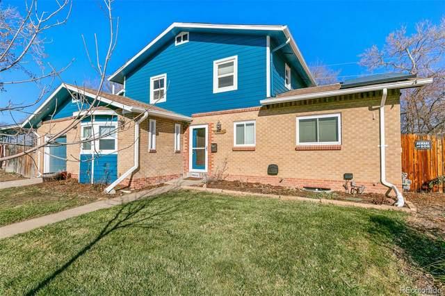 9565 W 52nd Avenue, Arvada, CO 80002 (#7517177) :: Wisdom Real Estate