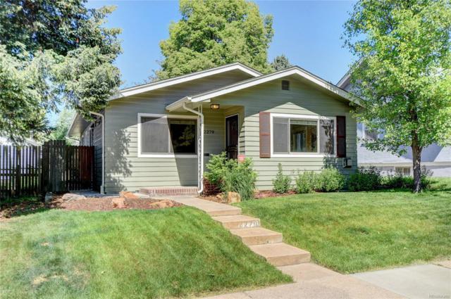 2279 S Marion Street, Denver, CO 80210 (#7519823) :: Mile High Luxury Real Estate