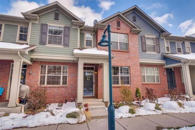 701 Roslyn Street #40, Denver, CO 80230 (#7522750) :: The HomeSmiths Team - Keller Williams