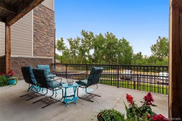 6000 W Floyd Avenue #102, Denver, CO 80227 (#7522869) :: Compass Colorado Realty