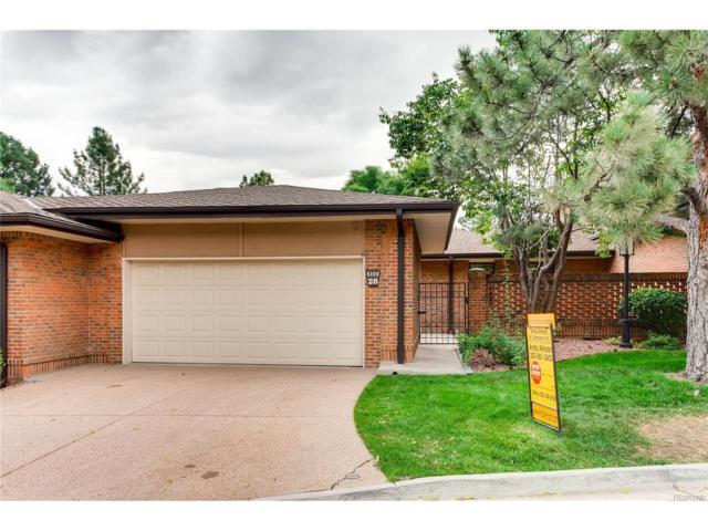 6100 W Mansfield Avenue #28, Denver, CO 80235 (MLS #7528068) :: 8z Real Estate
