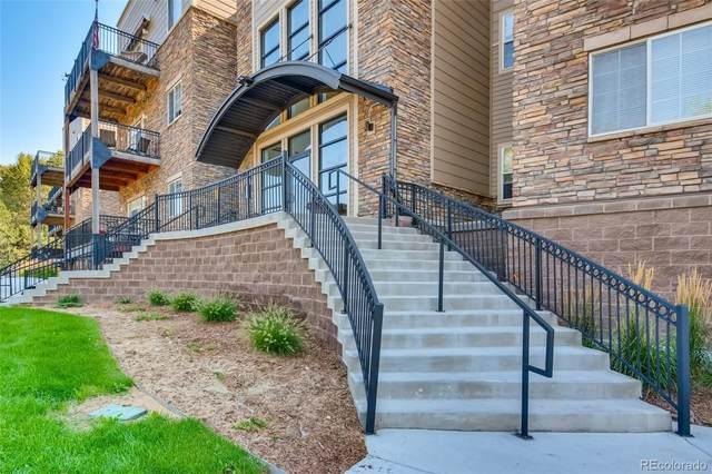 6000 W Floyd Avenue #214, Denver, CO 80227 (#7528357) :: Venterra Real Estate LLC