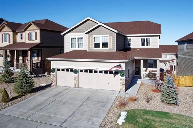 7557 Blue Water Drive, Castle Rock, CO 80108 (MLS #7530134) :: 8z Real Estate
