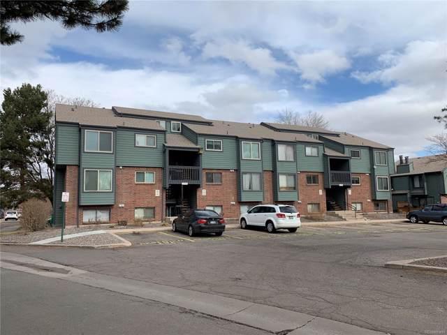 3546 S Depew Street #304, Lakewood, CO 80235 (#7530367) :: Bring Home Denver with Keller Williams Downtown Realty LLC