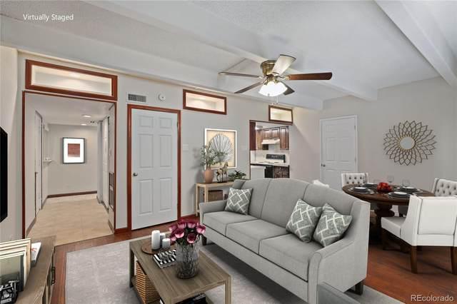 9700 E Iliff Avenue C18, Denver, CO 80231 (#7535920) :: Real Estate Professionals
