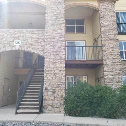 7212 S Blackhawk Street #203, Englewood, CO 80112 (#7537724) :: Bring Home Denver with Keller Williams Downtown Realty LLC