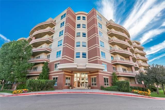 4875 S Monaco Street #701, Denver, CO 80237 (#7539543) :: The Gilbert Group