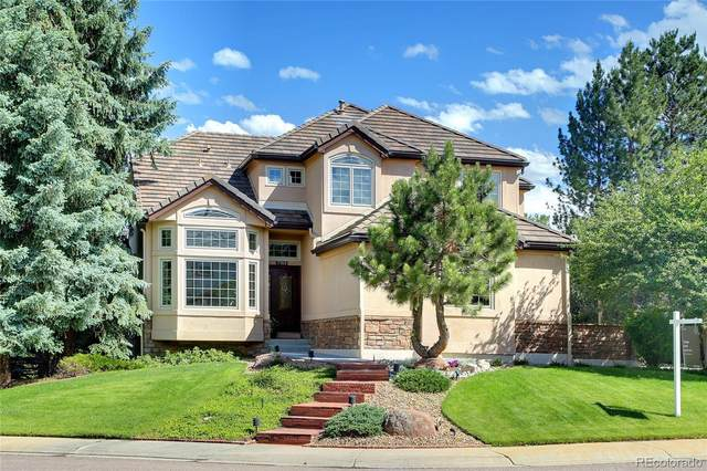 7768 Edgewater Court, Lone Tree, CO 80124 (#7541218) :: The DeGrood Team
