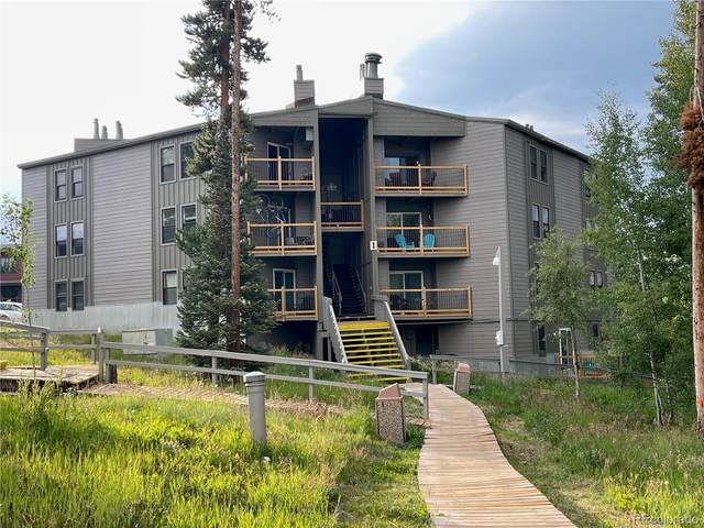 4200 Lodge Pole Circle #101, Silverthorne, CO 80498 (MLS #7541248) :: Bliss Realty Group