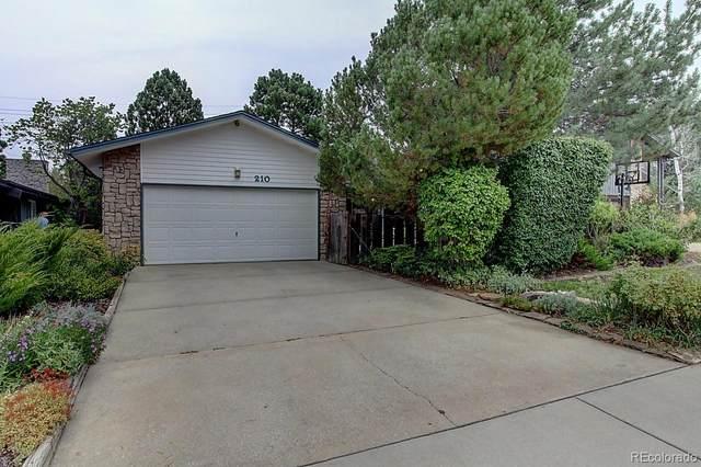 210 S Locust Street, Denver, CO 80224 (MLS #7542274) :: 8z Real Estate