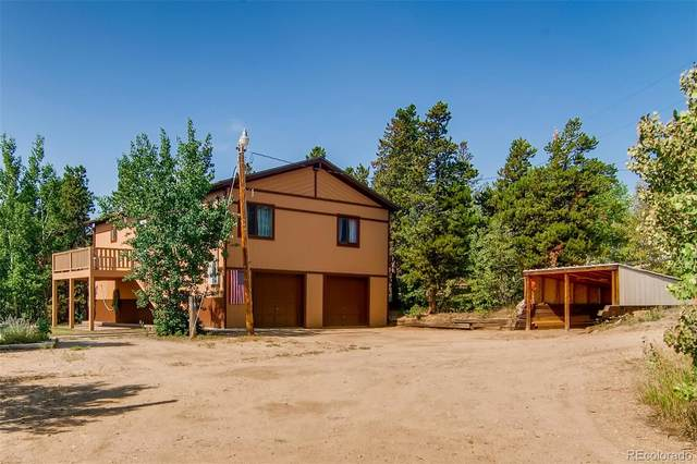292 Old Dory Hill Road, Black Hawk, CO 80422 (#7542640) :: The DeGrood Team