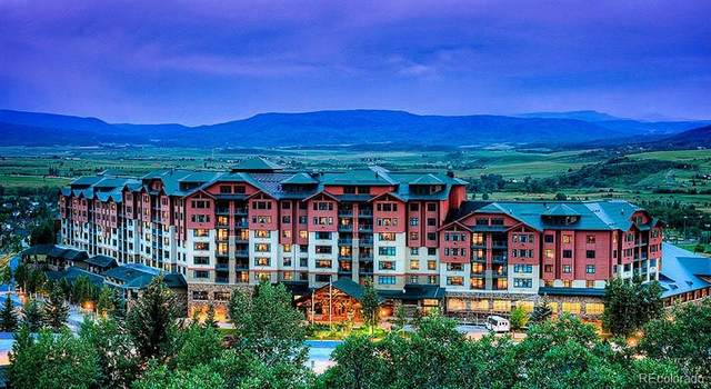 2300 Mount Werner Circle #313, Steamboat Springs, CO 80487 (#7546239) :: Kimberly Austin Properties