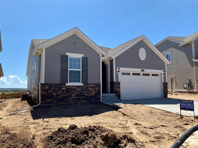 15828 Red Bud Court, Parker, CO 80134 (#7546339) :: The HomeSmiths Team - Keller Williams