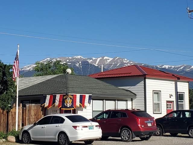 116 N Court Street, Buena Vista, CO 81211 (#7547355) :: The DeGrood Team