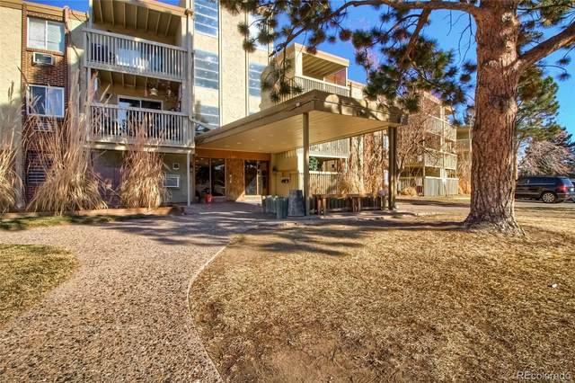 1306 S Parker Road #364, Denver, CO 80231 (#7548999) :: Colorado Home Finder Realty