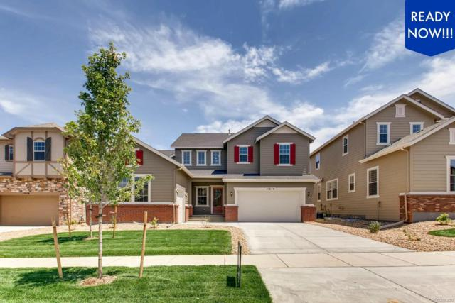 11628 Jacobsen Street, Parker, CO 80134 (#7549014) :: Bring Home Denver