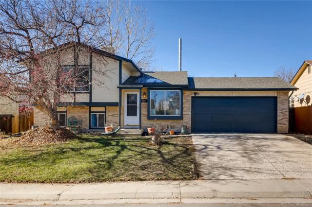 4993 S Iris Street, Littleton, CO 80123 (#7550448) :: The Heyl Group at Keller Williams
