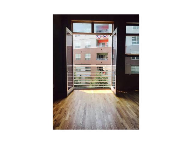2955 Inca Street 2K, Denver, CO 80202 (MLS #7552078) :: 8z Real Estate