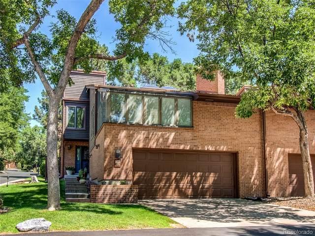 6969 W Yale Avenue #41, Denver, CO 80227 (#7553974) :: The DeGrood Team