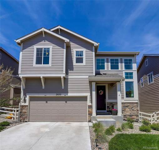 2655 Garganey Drive, Castle Rock, CO 80104 (#7554918) :: Wisdom Real Estate