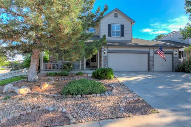 3837 Mallard Lane, Highlands Ranch, CO 80126 (#7555574) :: The City and Mountains Group