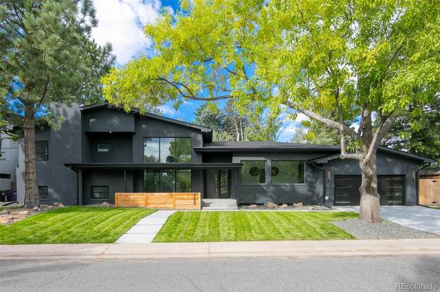 265 S Elm Street, Denver, CO 80246 (#7556084) :: The Peak Properties Group