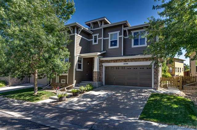 10590 Jewelberry Trail, Highlands Ranch, CO 80130 (#7557932) :: HomeSmart Realty Group