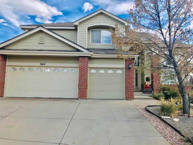 7612 Coyote Place, Littleton, CO 80125 (MLS #7557955) :: 8z Real Estate