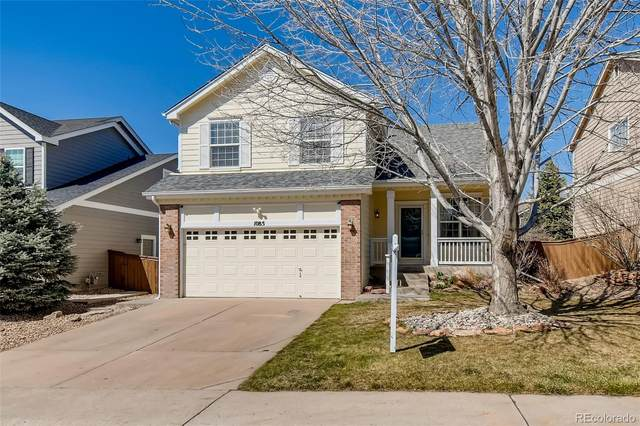 1085 Thornbury Place, Highlands Ranch, CO 80129 (#7563282) :: Finch & Gable Real Estate Co.