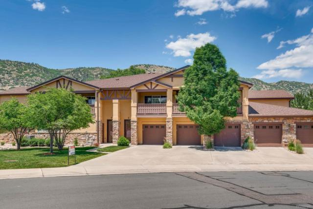 9896 W Freiburg Drive 1-E, Littleton, CO 80127 (#7563288) :: The Griffith Home Team