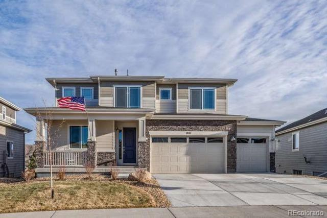 1800 Diamond Head Drive, Castle Rock, CO 80104 (#7564197) :: The HomeSmiths Team - Keller Williams