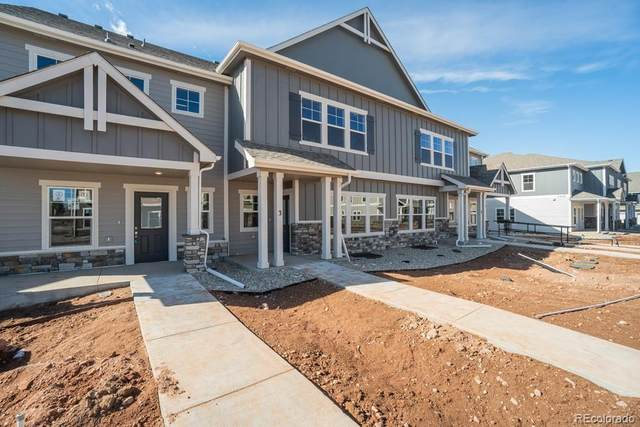 2420 Ridge Top Drive #3, Fort Collins, CO 80526 (#7566542) :: Sultan Newman Group