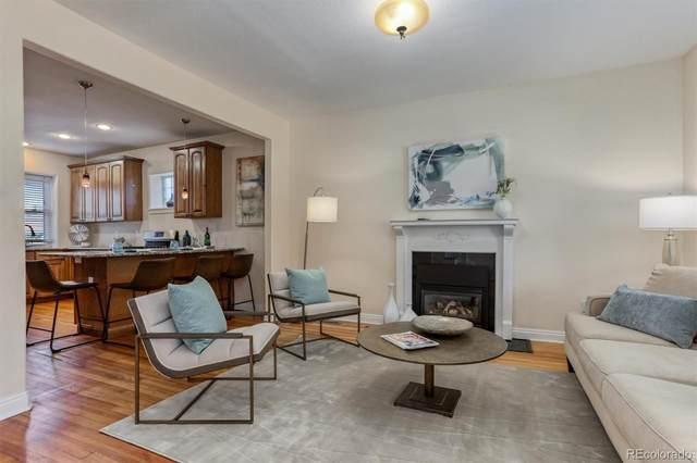 21 S Lincoln Street, Denver, CO 80209 (#7567023) :: Wisdom Real Estate