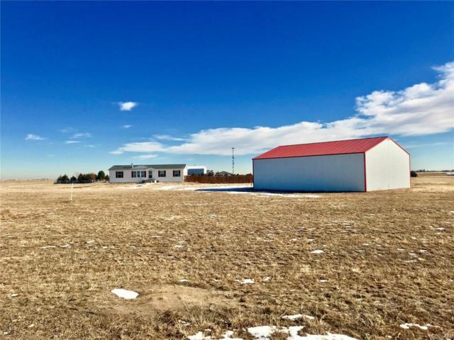 15494 Highway 52, Wiggins, CO 80654 (#7568198) :: The Heyl Group at Keller Williams
