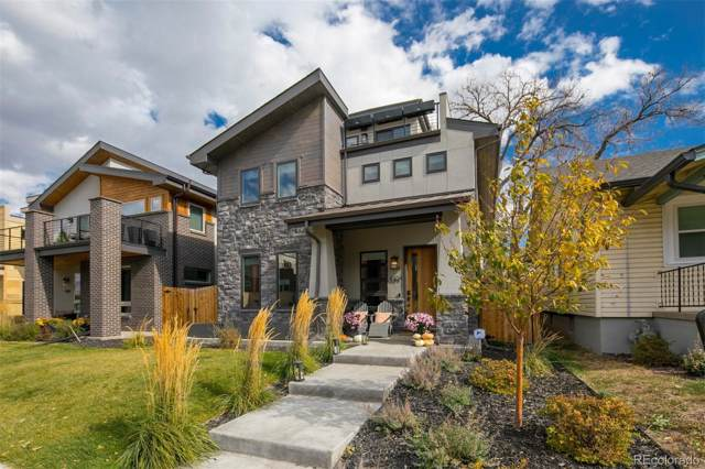 4334 Stuart Street, Denver, CO 80212 (#7570223) :: The Peak Properties Group