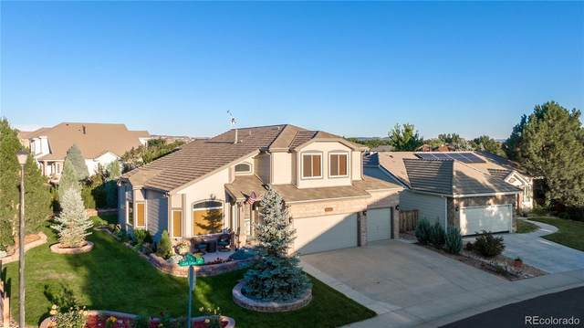 3208 Oak Leaf Place, Highlands Ranch, CO 80129 (#7570674) :: The Gilbert Group