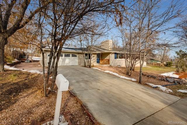 11715 Swadley Drive, Lakewood, CO 80215 (#7574481) :: The HomeSmiths Team - Keller Williams