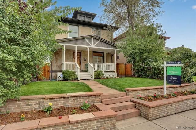 438 N Corona Street, Denver, CO 80218 (#7577307) :: Sultan Newman Group