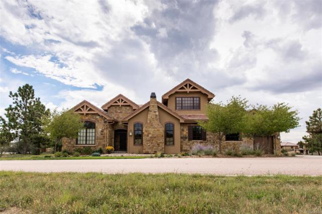 8749 Eagle Moon Way, Parker, CO 80134 (#7580488) :: 5281 Exclusive Homes Realty