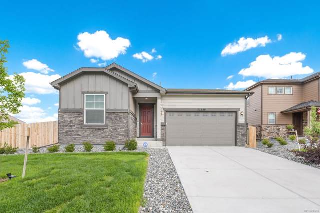 22350 E Mansfield Place, Aurora, CO 80018 (MLS #7589357) :: Bliss Realty Group