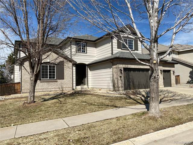 807 Ridgemont Circle, Highlands Ranch, CO 80126 (#7590220) :: The Gilbert Group