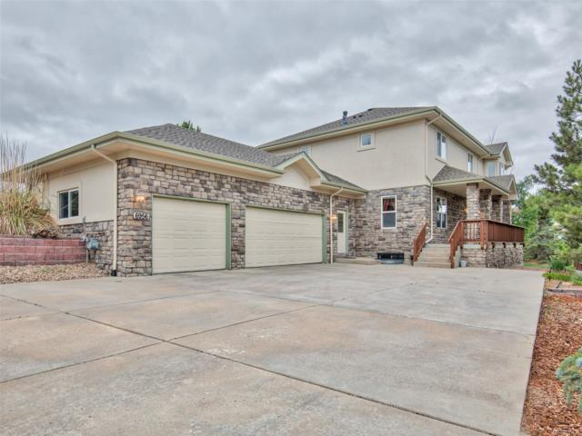 6956 Steeple Court, Parker, CO 80134 (#7590648) :: The Griffith Home Team