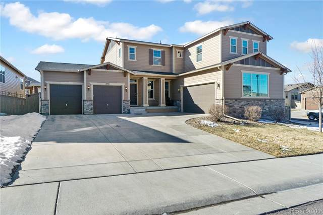 3981 Manorbrier Circle, Castle Rock, CO 80104 (#7591123) :: The Healey Group