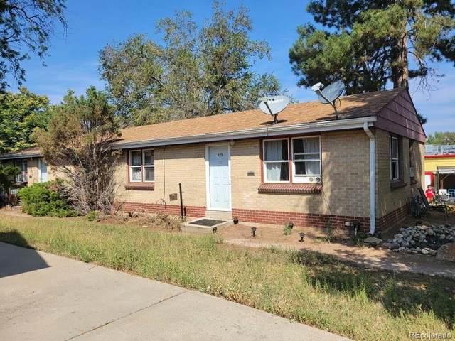 325 S Bryant Street, Denver, CO 80219 (#7593033) :: Signature Realty, Inc.