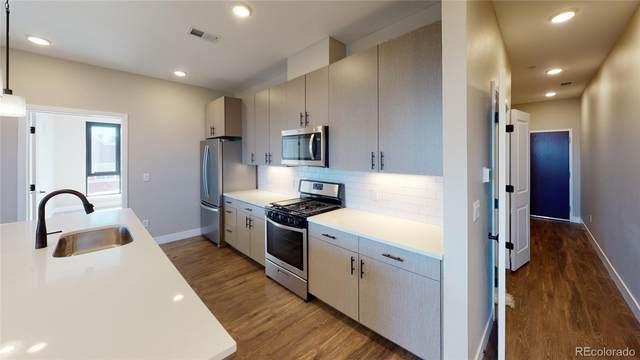 2729 W 28th Avenue #404, Denver, CO 80211 (MLS #7594230) :: 8z Real Estate